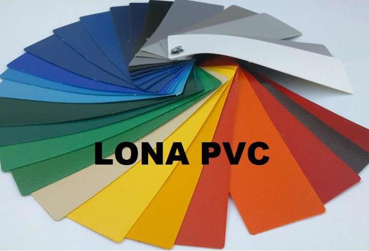 Lona PVC para toldos
